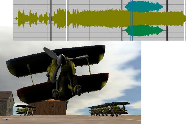3d max уроки для новичков, звуковые эффекты к анимации 3d max